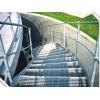 楼梯钢格板代理加盟 想买优质楼梯钢格板,鸿孚钢格板厂是您最好的选择