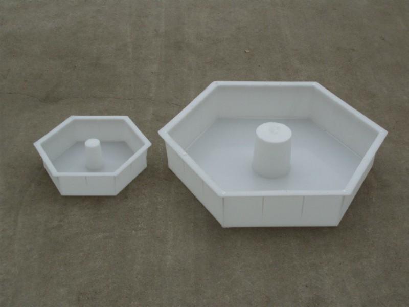 护坡砖模具|实心护坡砖模具|六棱块模具