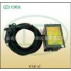 ST411C塑料柄可调气除尘静电离子风枪