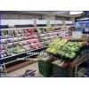 蔬菜超市保鲜柜 生鲜蔬菜水果冷藏柜 张家口超市风幕柜