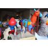 玻璃钢雕塑价格:新款仿真动物大象雕塑摆件泰式雕塑推荐