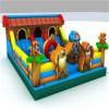 新款充气城堡厂家 儿童充气城堡蹦床 圣童玩具品牌充气城堡推荐