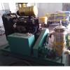 高压试压泵控制系统石油井口完工试压装置 移动车载试压泵系统