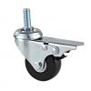 兄弟脚轮厂供应2寸轻型脚轮,TPR脚轮