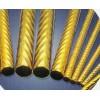 钛金不锈钢圆管5*0.3mm拉丝钛金