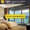 深圳做高档铝合金平开门,天朗钧教您如何选用门窗型材
