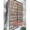 经典艺术不锈钢焊接花格落地屏风 定制中式花格屏风