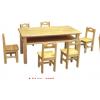 石家庄幼儿园小桌子小椅子价格  儿童塑料桌椅厂家
