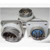 7芯 航空插座 防水圆形连接器