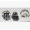 6芯 航空插头 圆形连接器