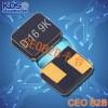 KDS晶振,无源晶振,DSX320GE晶振