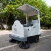 山东济宁小林牌XLS-1500小型吸扫一体电动清扫车厂家直销
