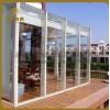 供应大型钢结构雨棚遮阳棚车棚玻璃雨棚阳光房