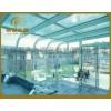供应钢结构雨篷、金属雨棚、定制不锈钢雨棚、定制玻璃雨棚