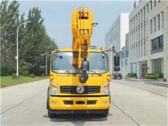 东风汽车起重机 12吨东风吊车价格