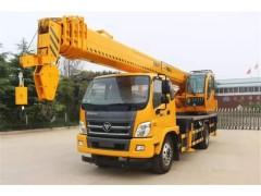 福田汽车起重机 12吨福田吊车价格
