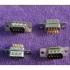 滤波连接器/DB9/47000PF/公头/带焊杯