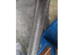 专业滚花拉直纹网纹花铝管铝棒