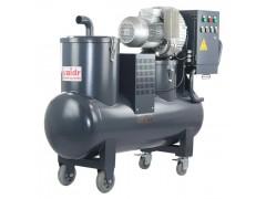 威德尔大功率强劲吸力固液分离式设备 吸铁削废油用吸油机