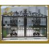 供应电动铁艺大门、电动大门、遥控铁艺门、铜门、精品电动门