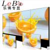 乐博LeB 原装三星超窄边46寸高清无缝液晶拼接屏