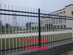 供应山西工厂围墙护栏 锌钢护栏 铁艺围栏 学校隔离护栏