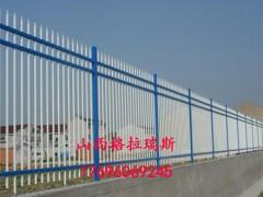 加工生产山西小区别墅锌钢围墙护栏 学校厂矿院墙隔离护栏