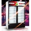 百利LC-608M2F立式双门展示冰柜冷商用超市保鲜冷藏柜