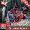 分体式山地钻机厂家促销运输方便人抬式山地钻机