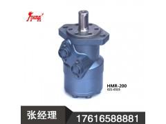 HMR系列液压马达 摆线液压马达价格质量保障