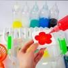重庆水精灵3d模具模板批发 做水宝宝的模具