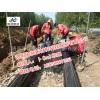 HDPE燃气管材 进口生产设备及原料DN200