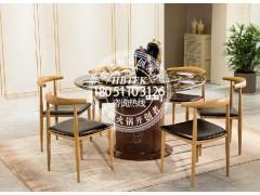 选择智能餐桌有什么优势?韩博智能餐桌比普通餐桌更实用