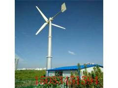 青岛定制3千瓦 风力发电机220v低速永磁发电机耐老化