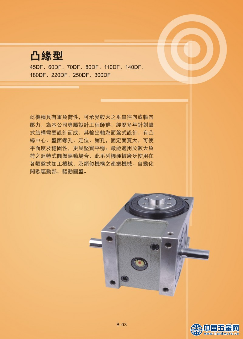 2.DF凸缘型-20P-01