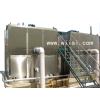 皮革废水处理设备,皮革废水处理方法