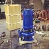 直销100QW80-20-7.5型不锈钢无堵塞潜水排污泵