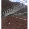 衡阳用户推荐C型槽双膜温室大棚,双膜骨架,温室蔬菜大棚