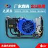 大漠森电动车增程器汽油发电机4000w5000w7000w