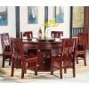 家用餐桌选择圆桌还是方桌?别墅装修也是有选择方法的
