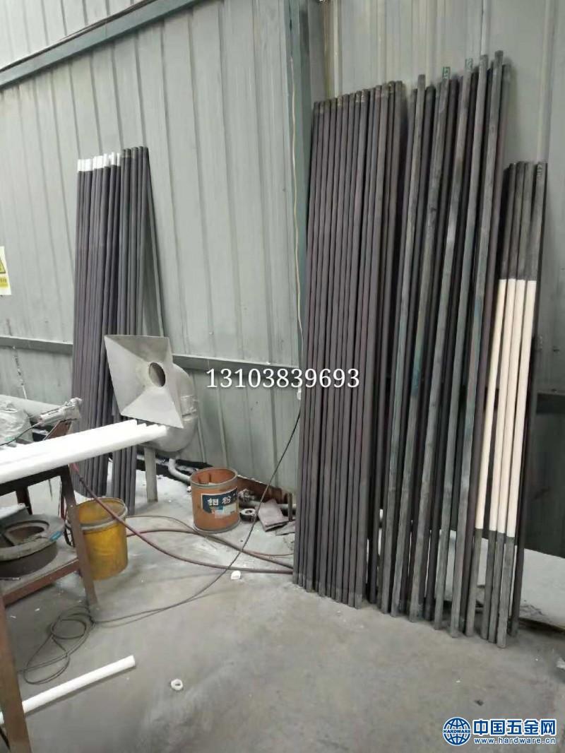涂膜硅碳棒11