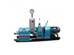 中科支护BW150三缸卧式注浆泥浆泵使用说明
