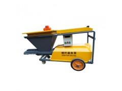 GL30螺杆砂浆灌浆泵中科支护厂家直销