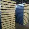 江苏厂家直销 岩棉夹芯瓦楞板泡沫防火夹芯板彩钢板样板房复合板