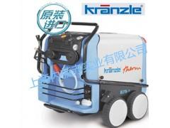 大力神冷热水高压清洗机875-1清洗油污快速加热大压力