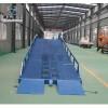 厢货车装卸平台叉车装卸平台移动登车桥