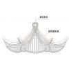 河南PM2.5空气监测站防雷检测验收避雷针安装图-扬博防雷