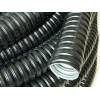 供应新疆镀锌包塑金属软管,防水耐磨,黑色灰色规格齐全