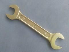 单头呆扳手 厂家生产直销 开口扳手 防爆工具 铜合金