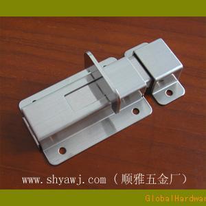 优质不锈钢插销锁,方形插销,合页,铰链